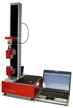 Tensile Strength Testers For Plastic Rubber Paper Testing