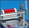 K Printing Proofer Gravure Printing Head photo.