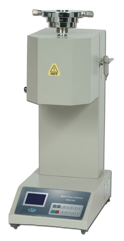 Flow Rate Tester : Melt flow indexer mfi used for plastic rate tmi